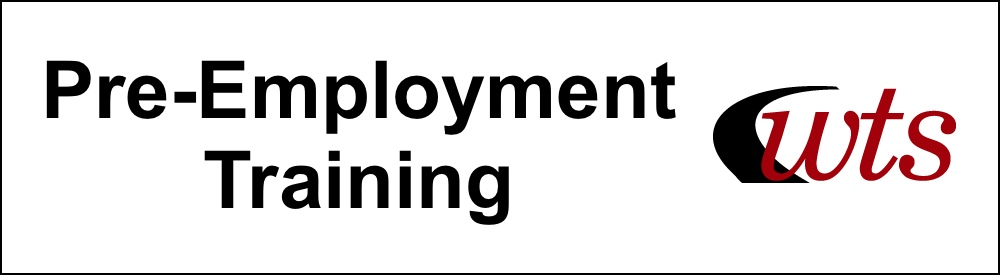 Pre-Employment Training