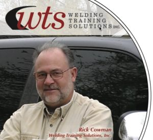 welding training solutions contact rick cowman in iowa