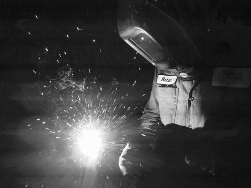 Rick Cowman Welding Training Solutions Picture031 WELDER 4
