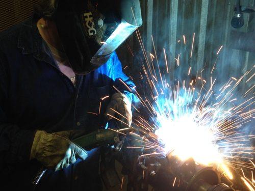 Rick Cowman Welding Training Solutions Picture032 WELDER 3