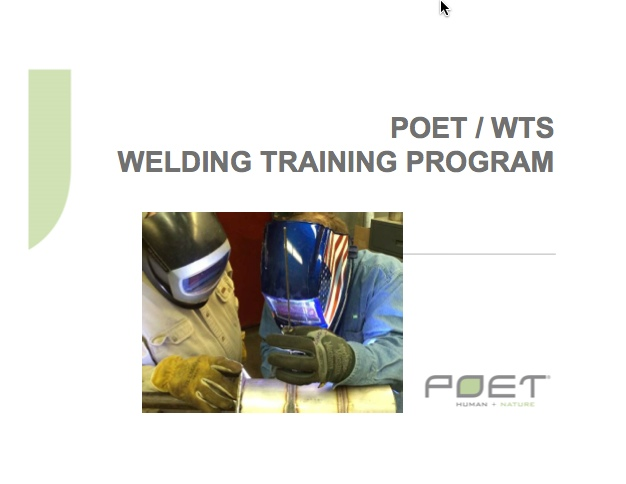 welding training solutions | rick cowman – top onsite welding training