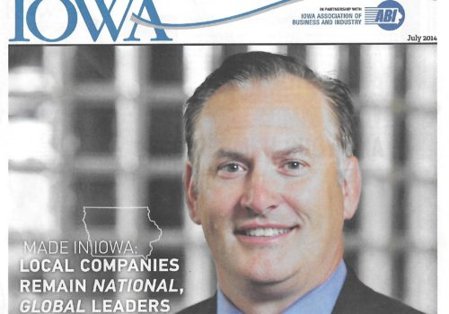 Iowa Assn Of Business & Industry 2014